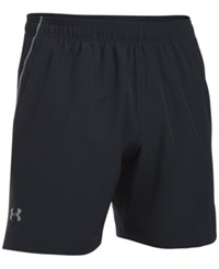 Under Armour Men's Coolswitch 7 Running Shorts Black