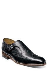Stacy Adams Men's Madison Ii Monk Strap Shoe