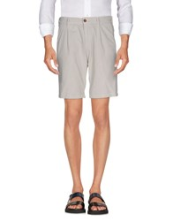 Avio Bermudas Light Grey
