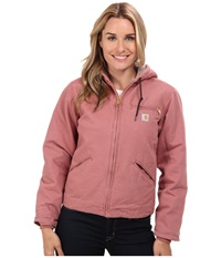 Carhartt Sandstone Sierra Jacket Dried Rose Women's Jacket Pink