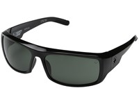 Spy Optic Admiral Black Happy Gray Green Fashion Sunglasses