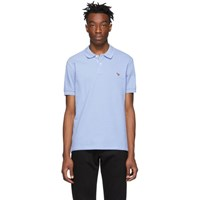 Paul Smith Ps By Blue Zebra Polo