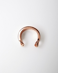 Maison Martin Margiela Line 11 Thick Cuff Pink Gold