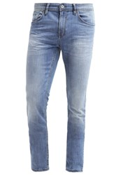 Tom Tailor Denim Culver Slim Fit Jeans Mid Stone Wash Denim Grey
