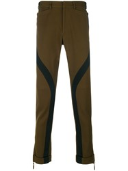 Jean Paul Gaultier Vintage Military Trousers Brown