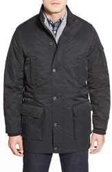 Tommy Bahama 'Duffle Or Nothing' Water Resistant Jacket Black