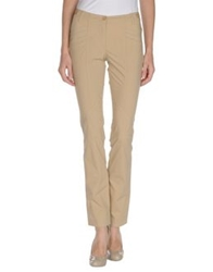 Caractere C24 Casual Pants Sand