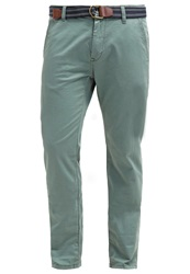 Tom Tailor Chinos Green Dust