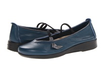 Arcopedico Vitoria Indigo Pewter Women's Maryjane Shoes Navy