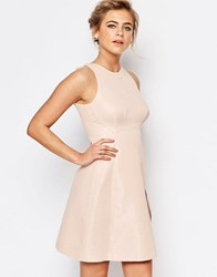 Coast Kayla Bow Back Dress Pink