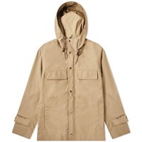 Nanamica Gore Tex Cruiser Jacket Brown