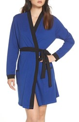 Naked Power Stripe Robe Power Stripe Blue