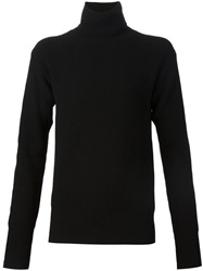 Lemaire Turtle Neck Sweater Black