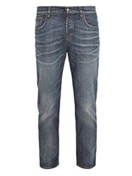 Gucci Drop Crotch Relaxed Fit Jeans