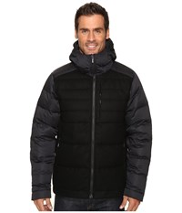 Nau Dual Down Jacket Caviar Men's Coat Black