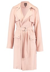 New Look Tall Trenchcoat Nude