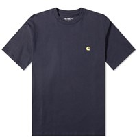Carhartt Chase Tee Blue