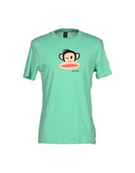 Paul Frank T Shirts Light Green