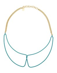 Marc By Marc Jacobs Necklaces Green