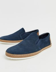 Pier One Espadrilles Navy