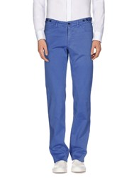 Reporter Trousers Casual Trousers Men Blue