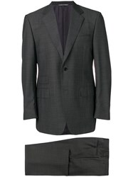 Canali Grey Formal Suit