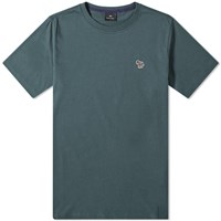 Paul Smith Zebra Logo Tee Green