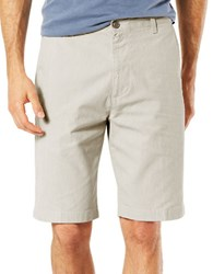 Dockers Classic Fit Perfect Shorts Light Grey