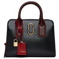 Marc Jacobs Black And Red Little Big Shot Bag