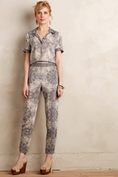 Twelfth St. By Cynthia Vincent Pitone Jumpsuit Black Motif
