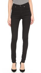 Cheap Monday Second Skin Jeans Black