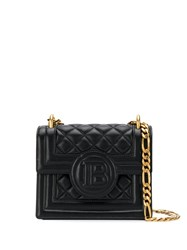 Balmain B Bag 18 Quilted Crossbody Bag 60