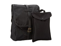 Filson Tin Cloth Backpack Black Backpack Bags