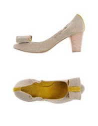 Apepazza Pumps Beige