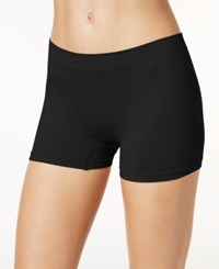 Maidenform Pure Genius Seamless Boyshort 40848 Black