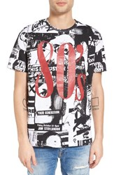 Eleven Paris Men's Elevenparis Saksdead T Shirt
