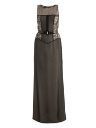 Jason Wu Bi Colour Panelled Gown
