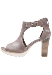 Mustang Sandals Titan Taupe