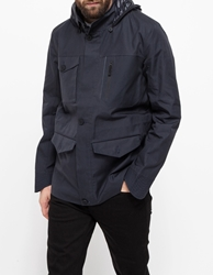 Apolis Transit Issue Field Jacket Navy