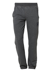 Asics Tracksuit Bottoms Dark Heather Grey