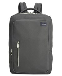 Jack Spade Men's Commuter Cargo Backpack Dark Gray