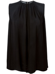 Joseph Sleeveless Blouse Black