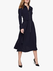 Damsel In A Dress Lanie Military Navy