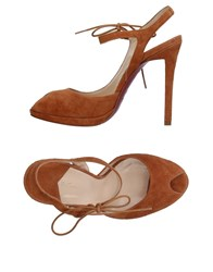 Couture Sandals Brown