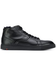 Lloyd Lace Up Sneakers Black