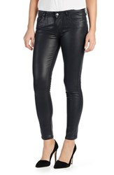 Paige Women's 'Transcend Verdugo' Coated Ultra Skinny Jeans Navy Luxe Coating