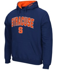 Colosseum Men's Syracuse Orange Arch Logo Hoodie Navy