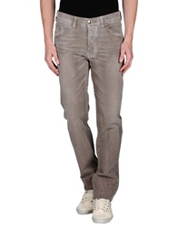 Heavy Project Denim Pants Khaki