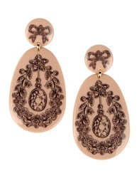 Red Valentino Redvalentino Earrings Sand