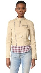 Dsquared2 Sports Jacket Beige